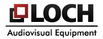 LOCH Audiovisual Equipment