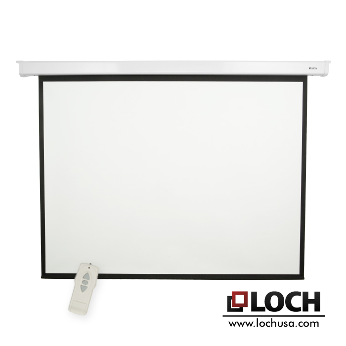 LOCH ES Motorized Screen