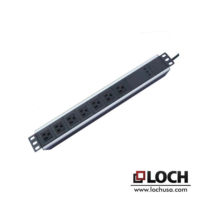 LOCH RAPDU7 Rack PDU
