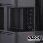 LOCH SP-12/15 POWER   Controls detail